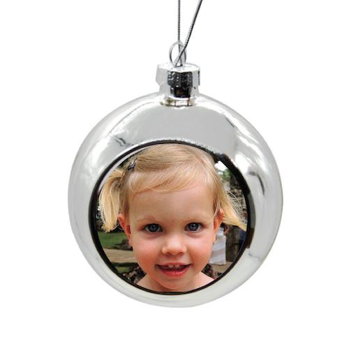 Boule de Noël personnalisable