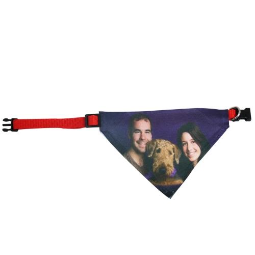 Le collier bandana personnabilisable pour chien