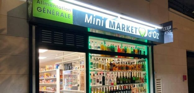 Mini-Market d'Oz
