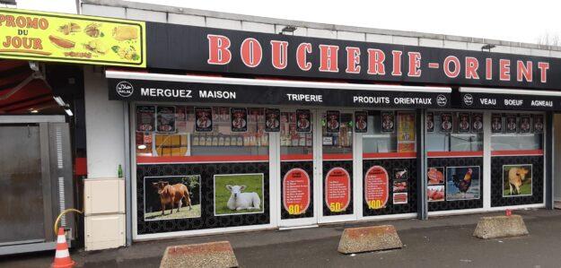 Boucherie euro orient