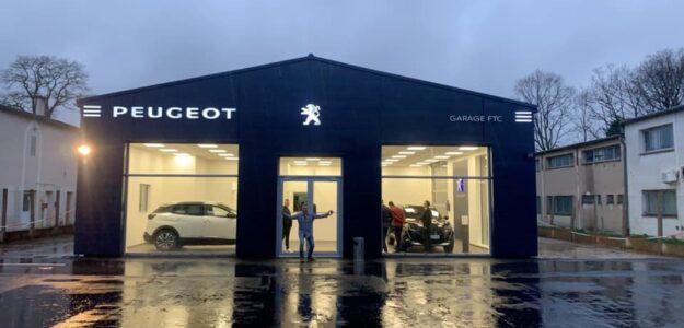 Garage FTC/ Agent Peugeot