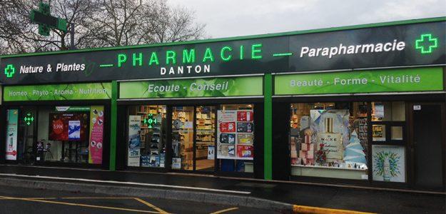 Pharmacie DANTON