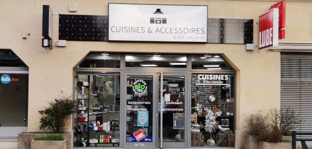 Cuisines & Accessoires by Casa Lube Design