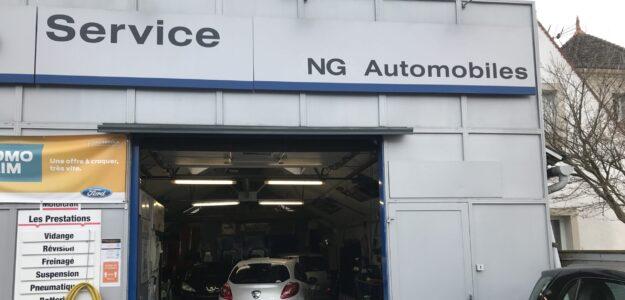 NG Automobiles