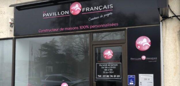LE PAVILLON FRANCAIS