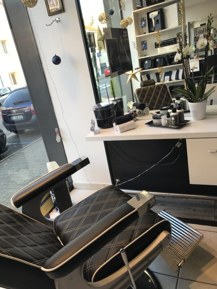 Service barbier