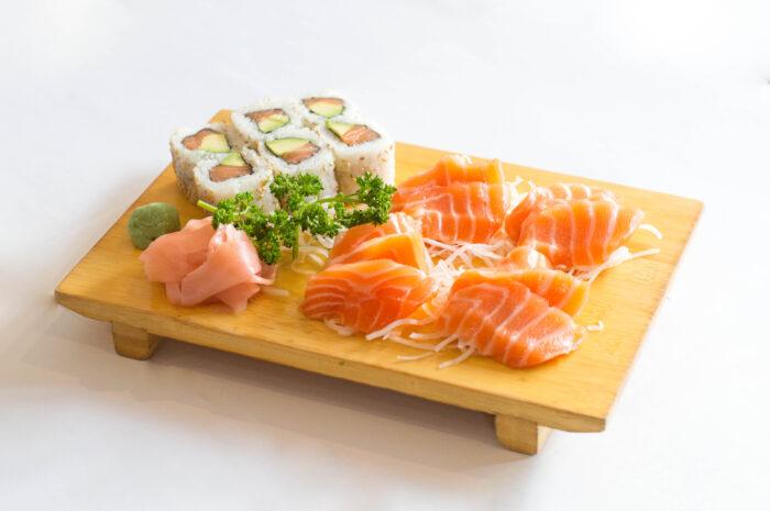 california sashimi