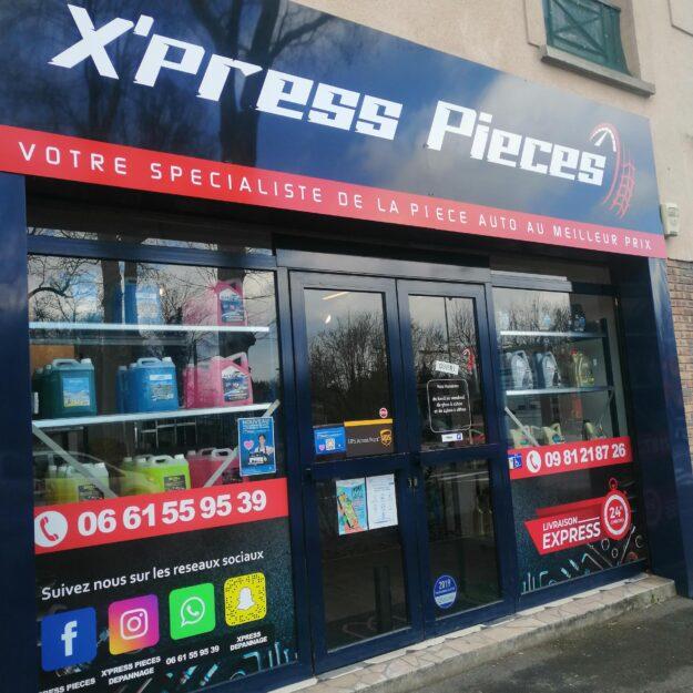 X'press pieces